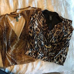 Animal Print Dress Bundle